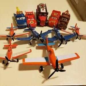 Disney Cars & Planes Bundle